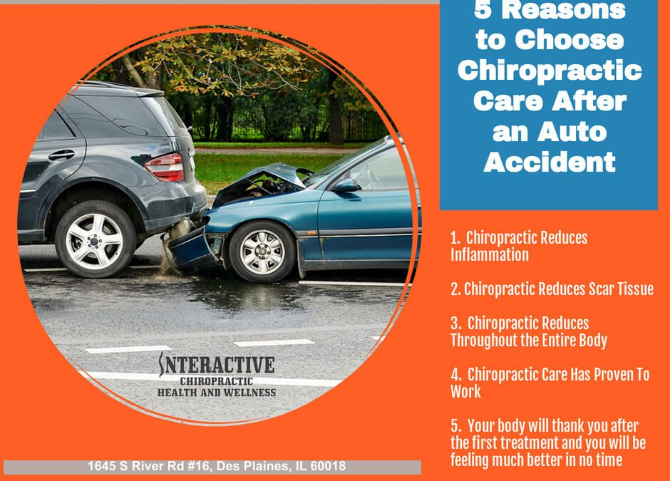 Chiropractic auto injuries and car accident treatment by Dr. Brijesh Patel | Interactive Chiropractor Health & Wellness Center